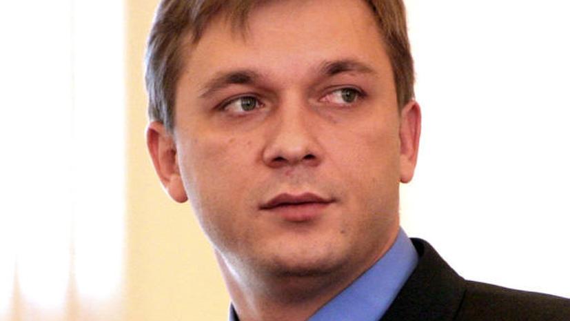 Депутат Госдумы Дмитрий Саблин написал заявление о сложении полномочий