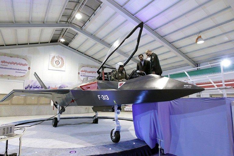 Иран создал новый истребитель