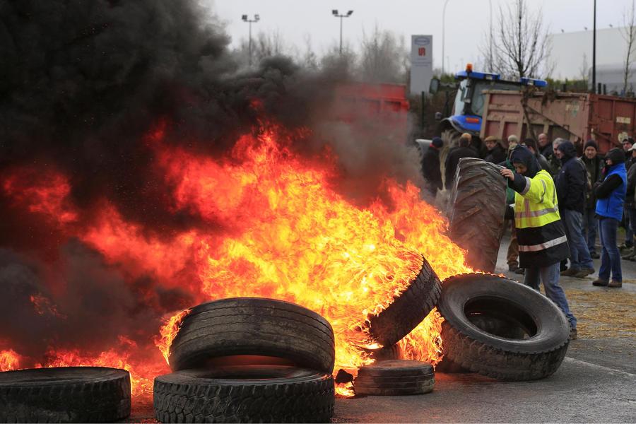 Запах антироссийских санкций