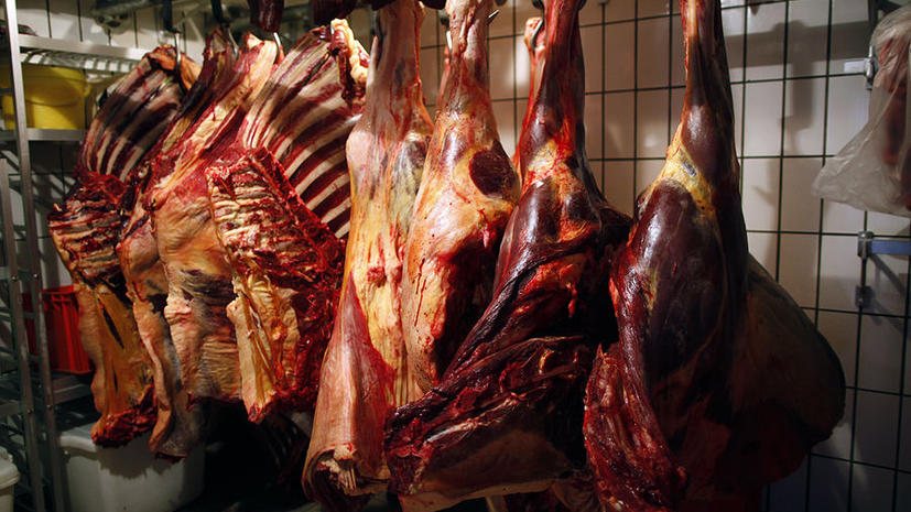 Румынская конина превращалась в говядину в путешествиях по Европе