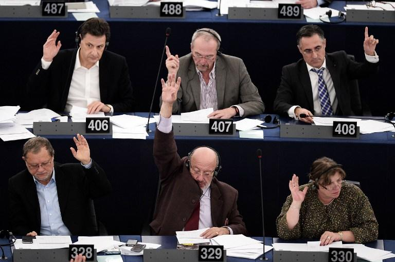 Европейский парламент использует антироссийскую резолюцию для давления на Украину