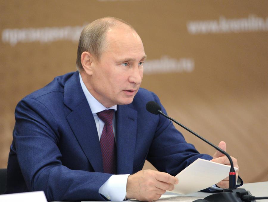 Владимир Путин: Угольные компании должны платить налоги в России, а не в офшорах
