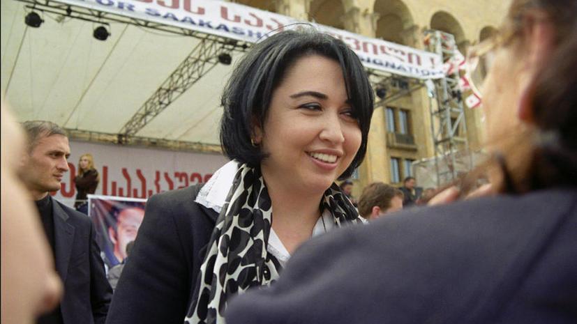 Грузинский депутат: партия Михаила Саакашвили причинила стране ущерб на $100 млн