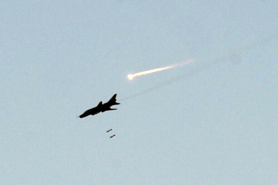 Российские СМИ рассказали, что пассажирский самолет уворачивался от сирийских ракет