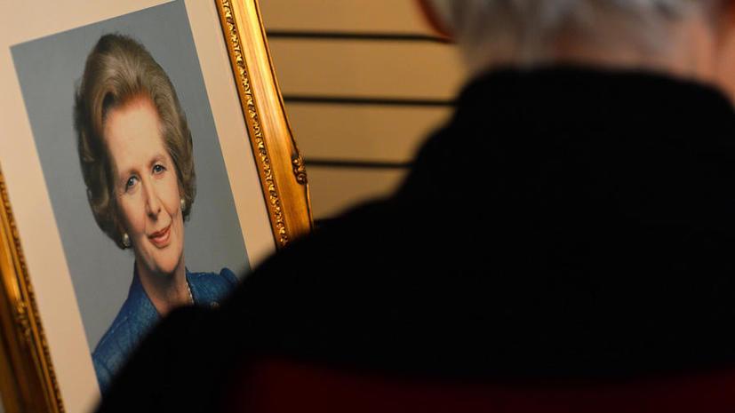 Эксперты: Прощание с Тэтчер может вызвать новый виток конфликта с Аргентиной