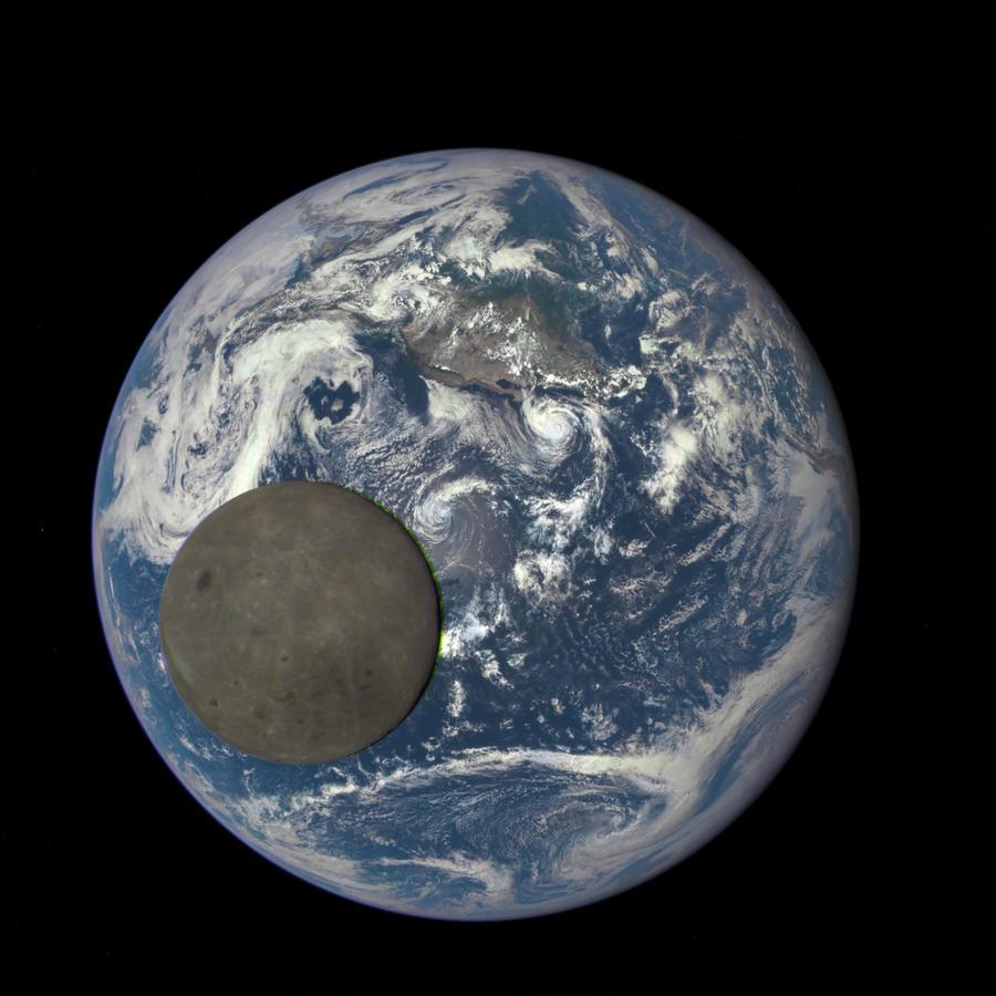 Россия и Европа вместе построят базу на обратной стороне Луны