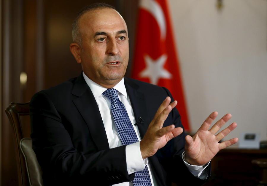 Глава МИД Турции на встрече с россиянами: Мы никогда не желали напряжённости в отношениях с Россией