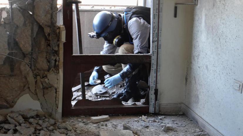 Мировые державы поддерживают инициативу России по передаче химоружия Сирии под контроль международного сообщества