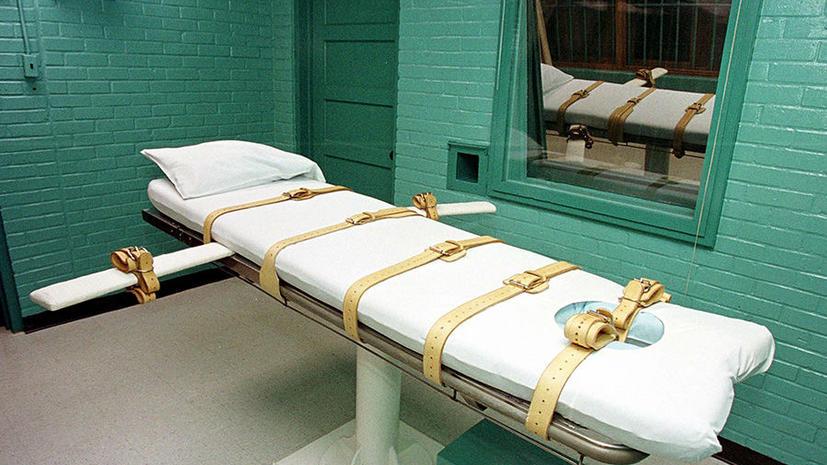 В США казнили двоих заключённых за сутки
