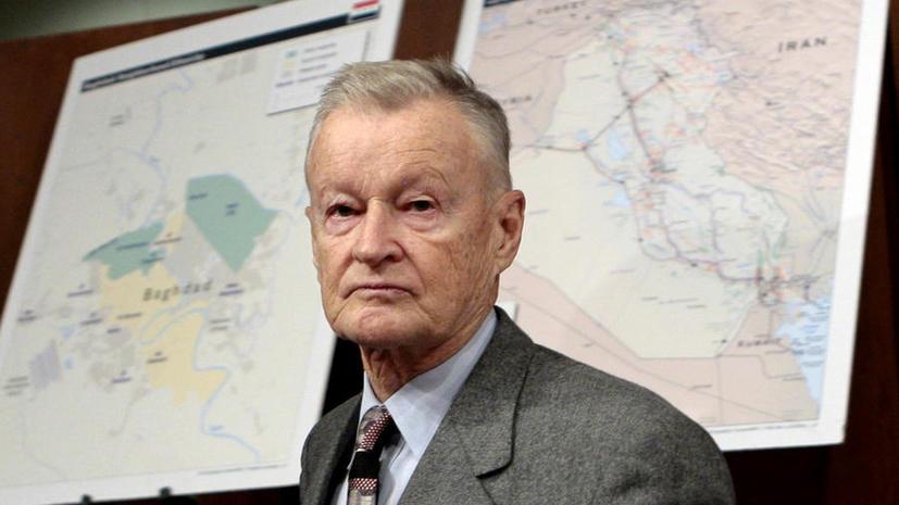 Збигнев Бжезинский: Военная операция России в Сирии поставила под удар авторитет США