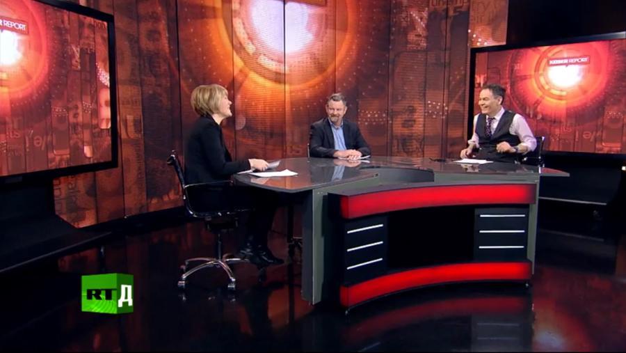 Возрождение русской кухни и другие неожиданные плюсы санкций в «Обзоре Макса Кайзера» на RT