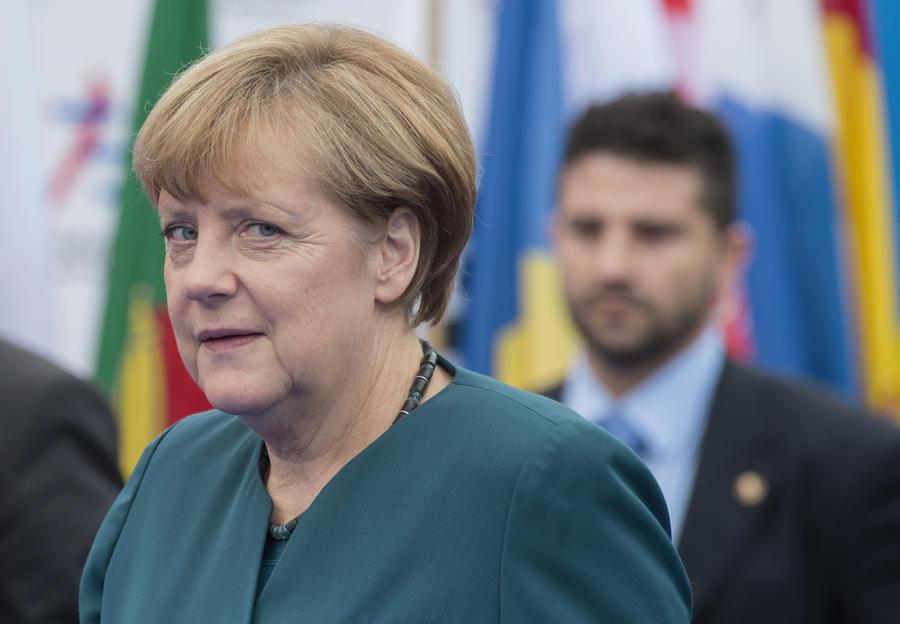 Американские СМИ: У Берлина свой интерес в украинском кризисе
