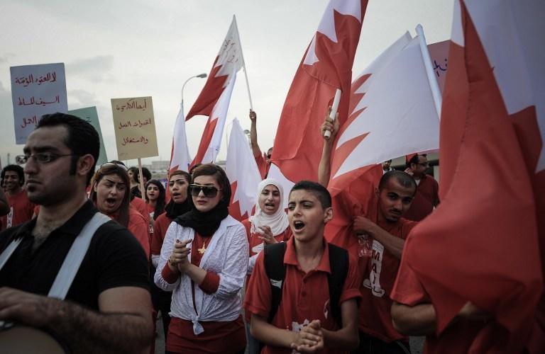 За нападение на полицию активисты Бахрейна проведут 15 лет в тюрьме