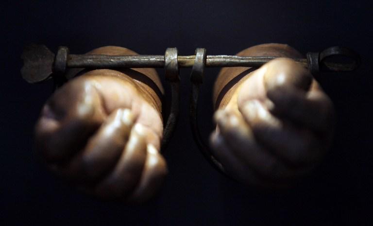 Британские власти приравняли жертв работорговли к нелегальным мигрантам