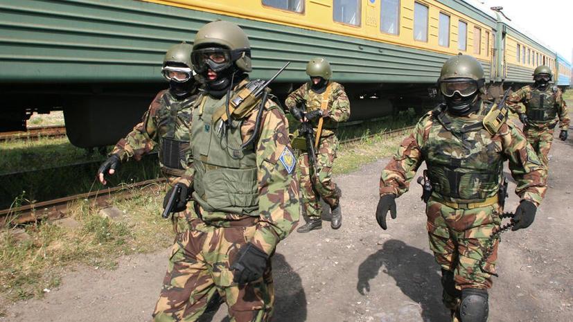 СМИ: В Литве поезд со студентами мореходного училища приняли за российское вторжение