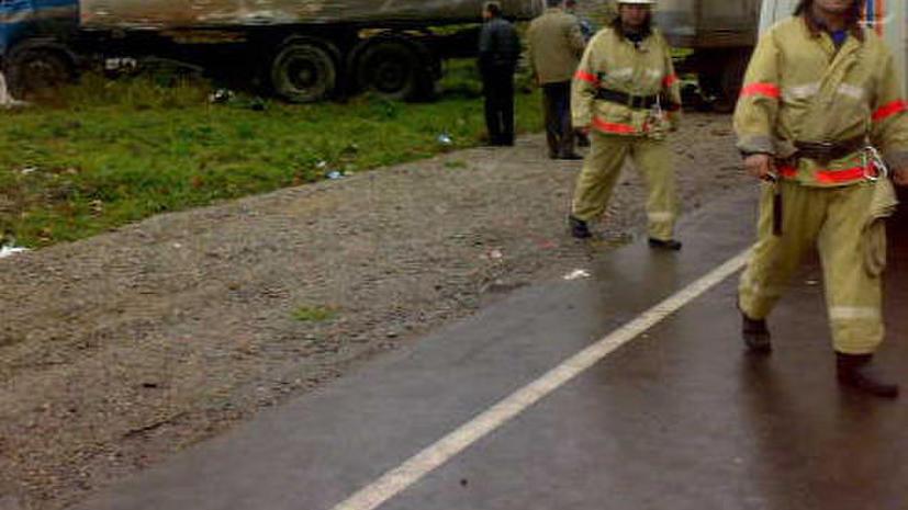 Разбившийся в Пензенской области  автобус вёз рабочих из Сочи в Чувашию