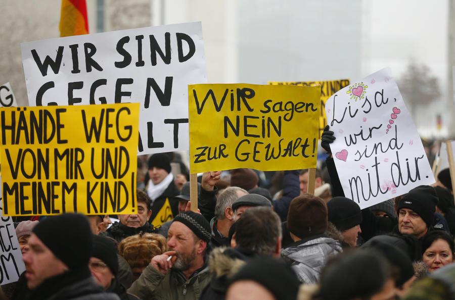 Акции протеста российских немцев: год спустя. Каков результат?