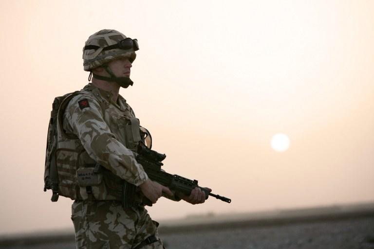В Австрии будут судить британского солдата за изнасилование шестилетней девочки