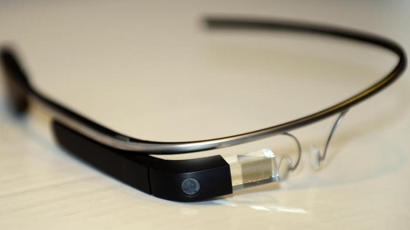 Google Glass — не помеха вождению