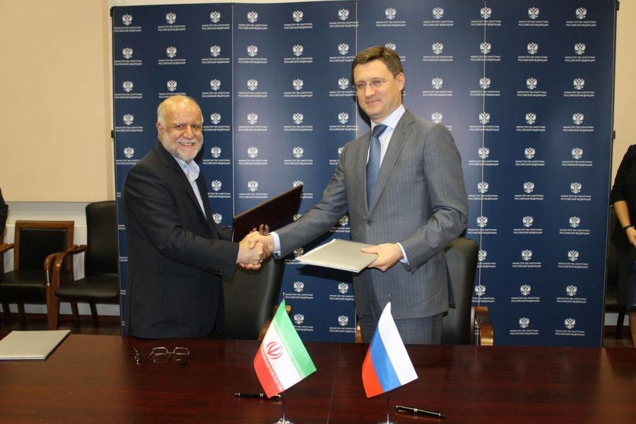 Россия и Иран близки к заключению крупной товарно-сырьевой сделки