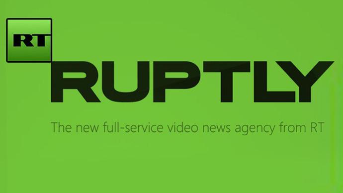 RT запустил глобальное видеоагентство  RUPTLY с офисом в Берлине
