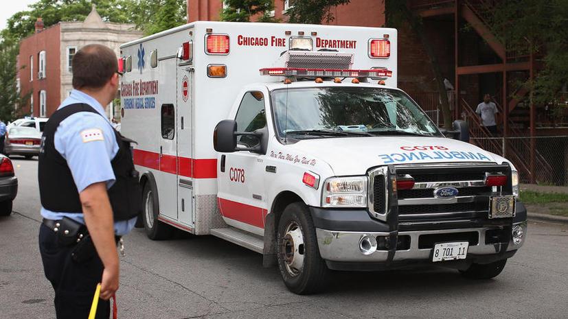 В перестрелке на юге Чикаго пострадали 12 человек