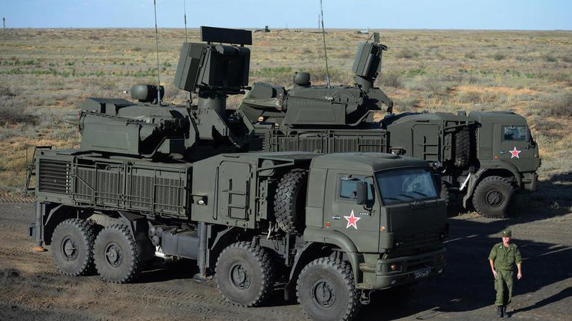Бразилия в 2016 году закупит у России комплексы «Панцирь-С1»