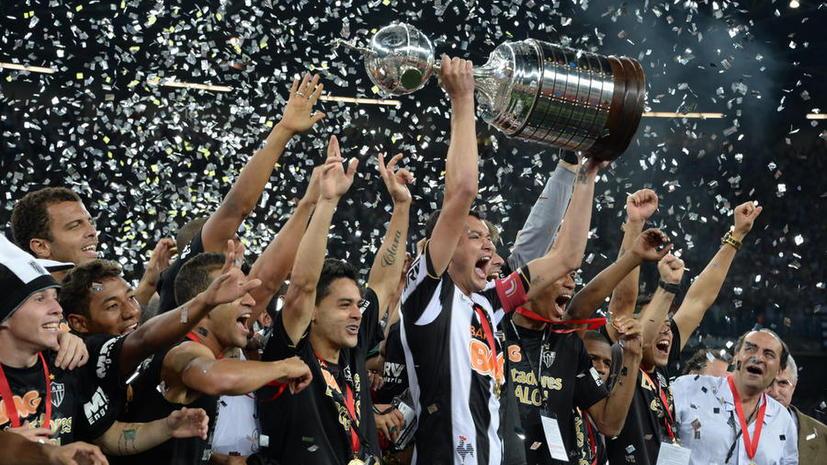 «Атлетико Минейро» стал обладателем кубка Либертадорес