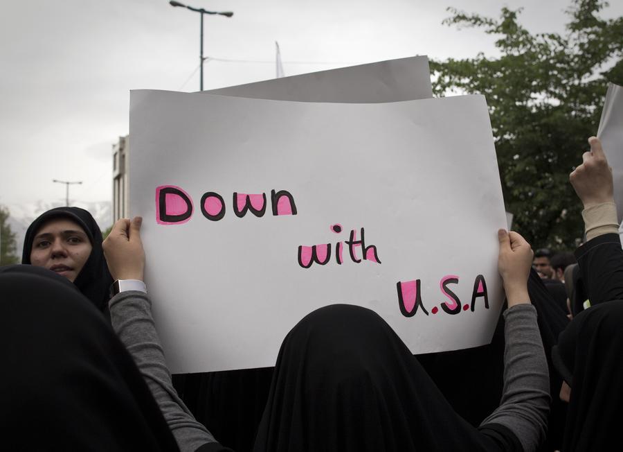 Рейтинг Yahоо: пакистанцы сильнее всех в мире ненавидят Америку