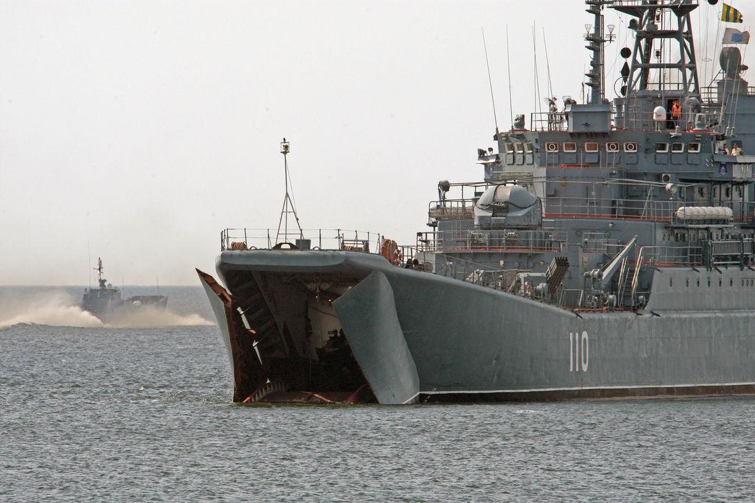 ВМФ России закрепляется в Средиземном море