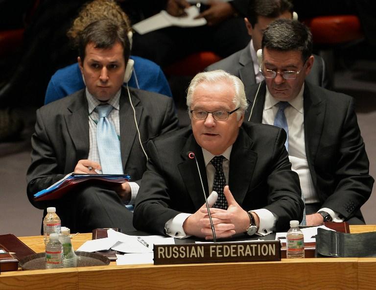 Виталий Чуркин: Давление на членов Генассамблеи ООН — обычная практика Запада