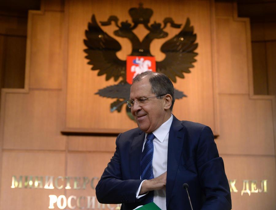 Сергей Лавров: Россия считает, что США намерены добиться урегулирования на Украине в 2016 году