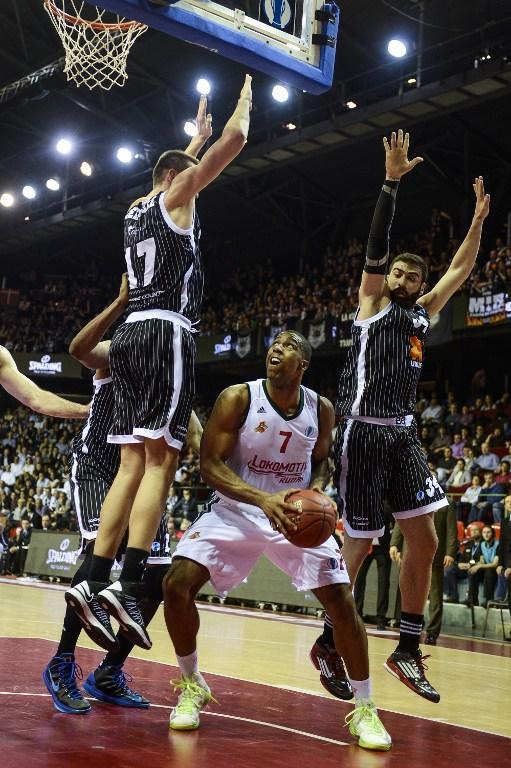 Краснодарские баскетболисты выиграли Кубок Европы
