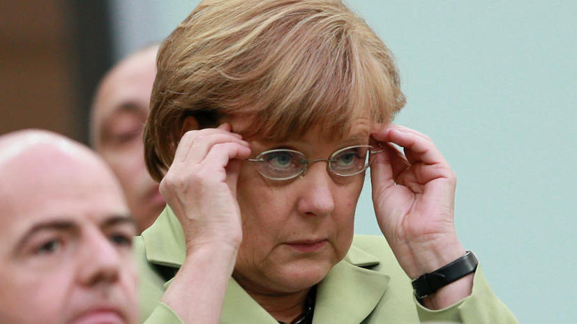 Bloomberg View: Политика Ангелы Меркель грозит крахом не только Германии, но и ЕС