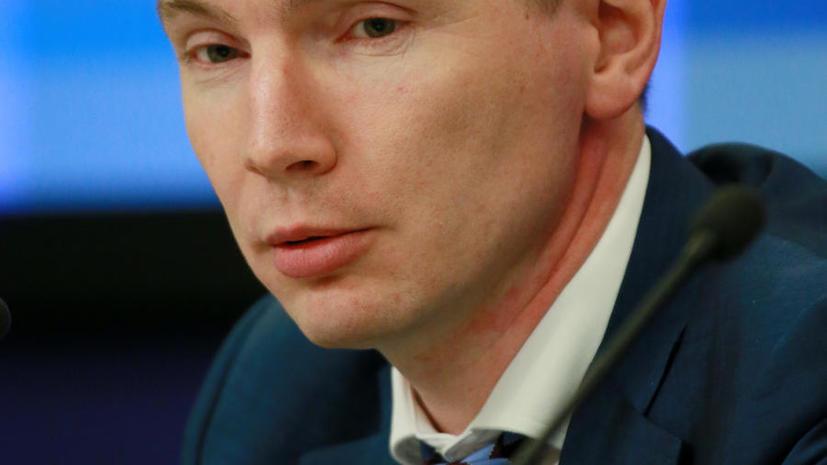 Заместитель главы Госстроя Андрей Шишкин арестован по подозрению в мошенничестве