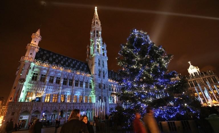 Чтобы не обидеть мусульман, Рождество в Брюсселе отметят без елки