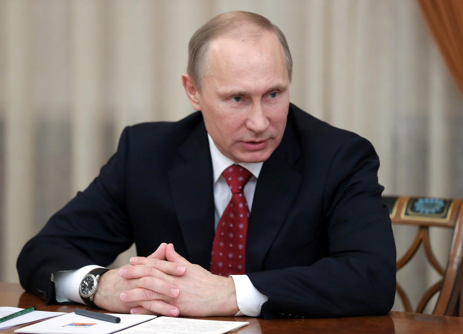Полный текст обращения Владимира Путина к главам европейских стран, закупающих российский газ