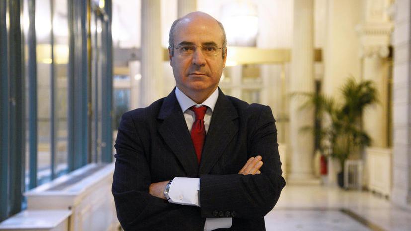 Глава Интерпола приедет в Москву обсуждать дело Уильяма Браудера