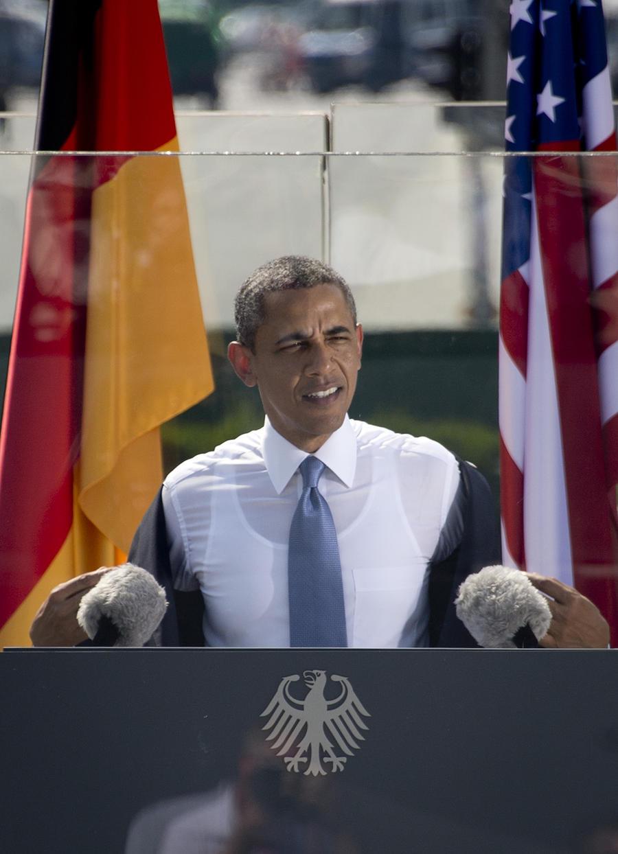 В договор между США и Германией войдёт статья о промышленном шпионаже