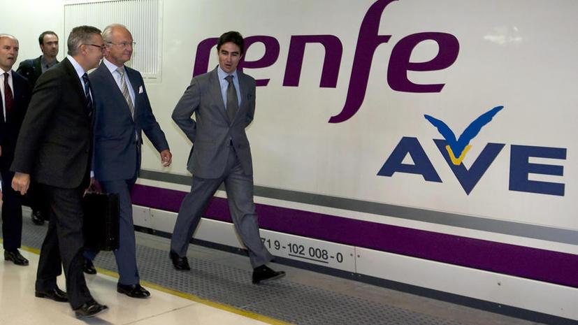 Испания приватизирует железнодорожный транспорт