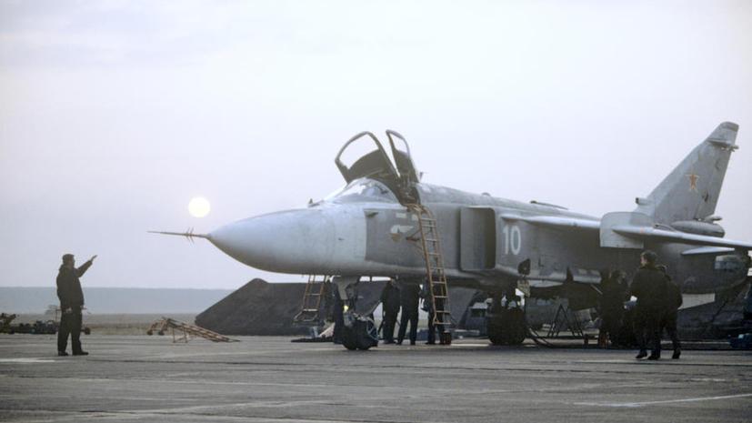 Су-24: история и технические характеристики легендарного бомбардировщика