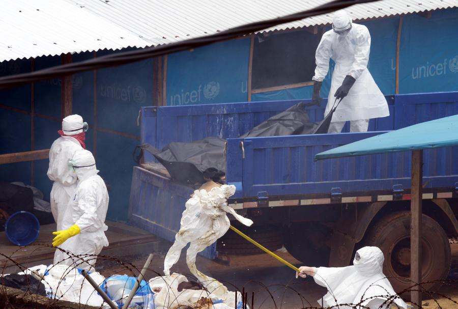 Вакцину против вируса Эболы будут делать на основе крови переболевших лихорадкой