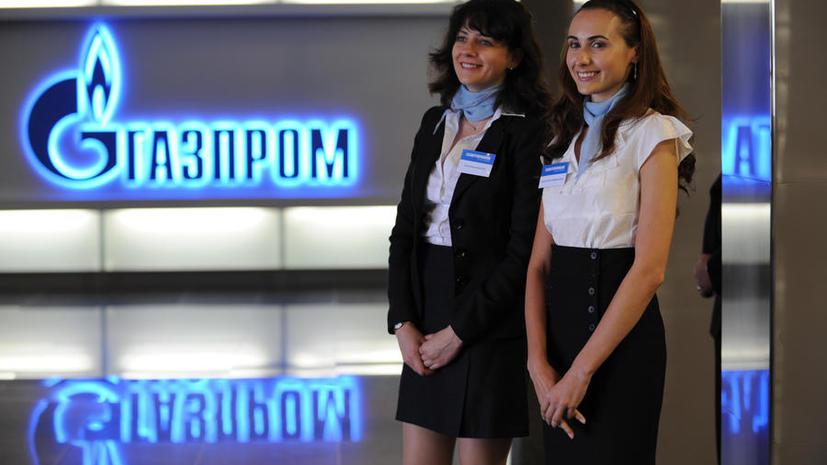 Газпром заплатит 120 млн рублей за планшет для главы холдинга