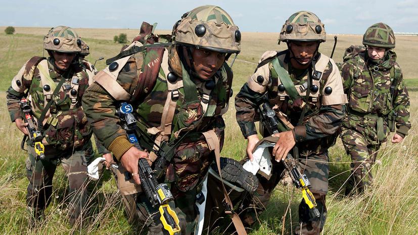 Британские военные расстреляли пьющих чай афганских подростков