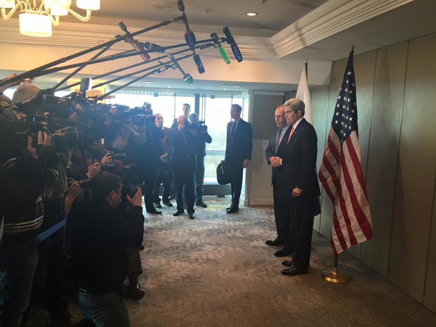 Сергей Лавров: Россия представила США предложения по установлению перемирия в Сирии