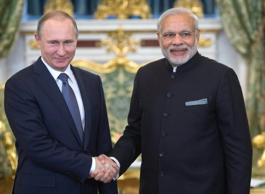 FT: Индия вновь вернулась к российской военной технике после знакомства с американской