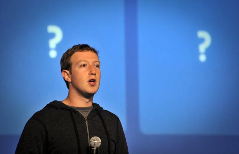 Марк Цукерберг может стать спонсором кандидата в президенты Украины от Радикальной партии