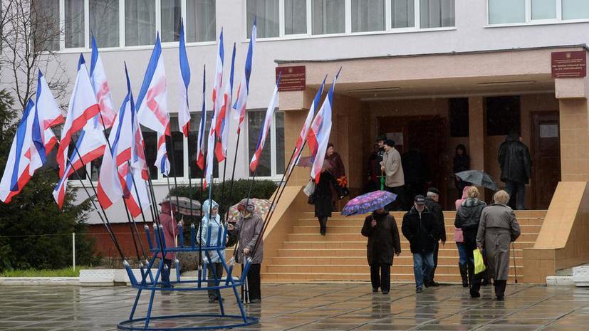Депутат парламента Испании: В Крыму больше свободы, чем в Каталонии
