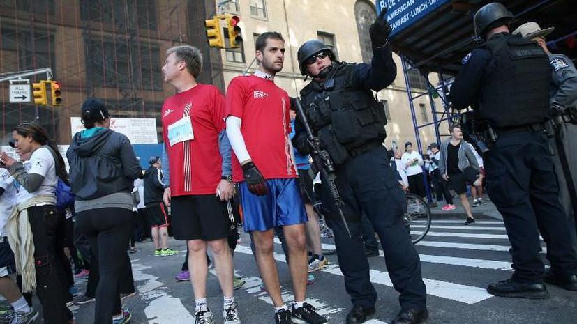 Эхо Бостона: накануне нью-йоркского марафона полиция ввела жесткие меры безопасности
