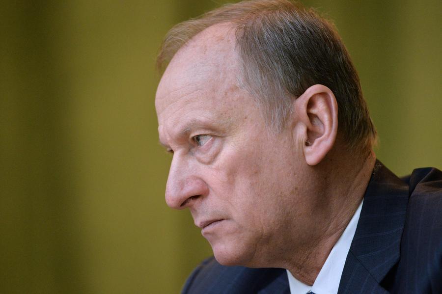 Николай Патрушев: Из-за новых угроз Россия меняет стратегию национальной безопасности до 2020 года